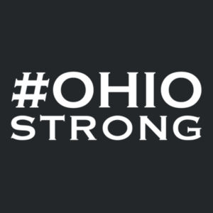 Ohio Strong - Adult Ringer Tank Design