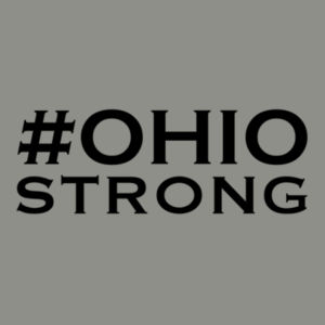 Ohio Strong - Adult Soft Long Sleeve T Design